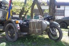 K750 motocykl